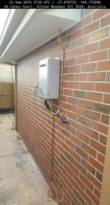 Hot Water Service Installation Altona Meadows | Finlay Plumbing
