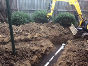 Sewer Works Melbourne | Finlay Plumbing