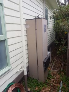 West Brunswick Hot Water Service Installation | Before Installation | West Brunswick | Finlay Plumbing