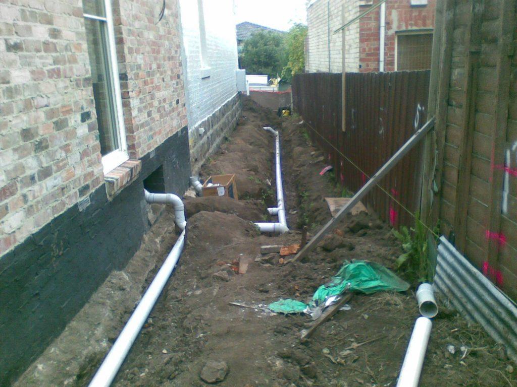 storm water drains moonee ponds finlay plumbing